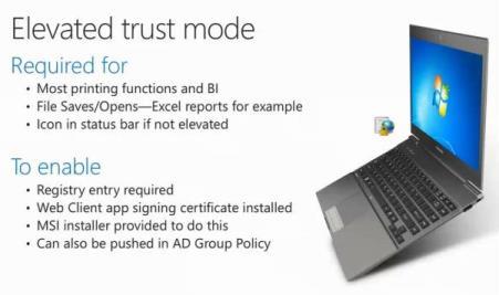 Elevated-Trust-Mode