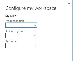 Configure Workspace