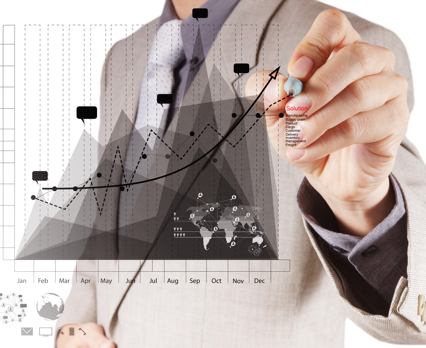Five Keys to Successful Financial Management for Growing Businesses