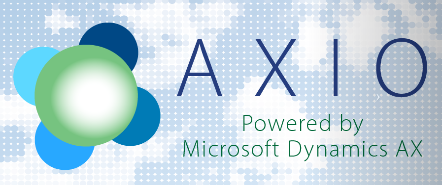 AXIO for Professional Services - The New Microsoft Dynamics AX