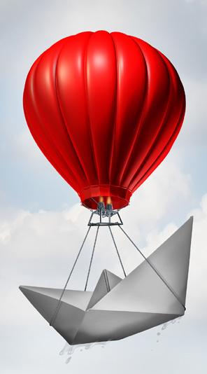summit balloon