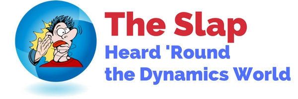 The Slap Heard 'Round the Dynamics World