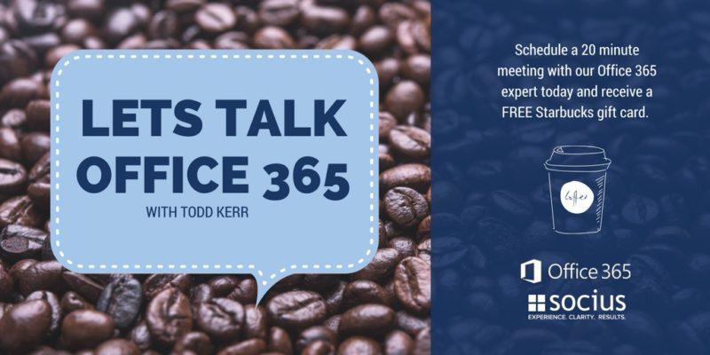 Good Fit Coffee Chat