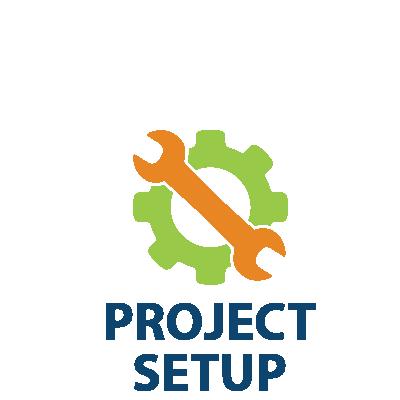 progressus project setup