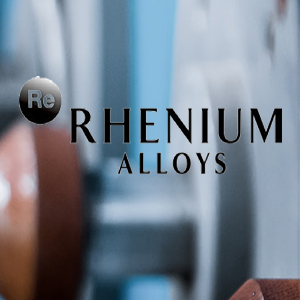 Case Study - Rhenium Alloys
