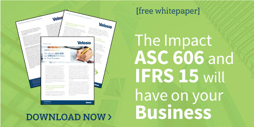 ASC 606 and IFRS 15