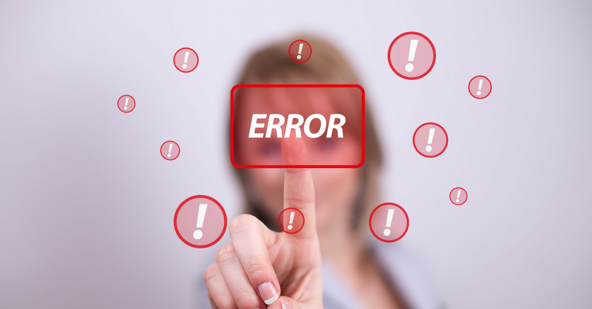 Dynamics 365 data import error