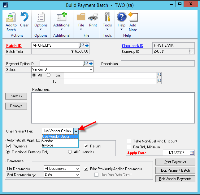 New Dynamics GP 2018 features