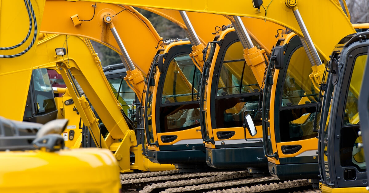 Heavy equipment dealerships
