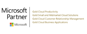 Microsoft gold partner cloud, crm, and business applications
