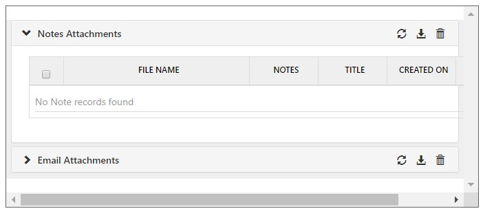 Dynamics 365 CRM file download