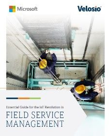 The guide to IoT for better field service management