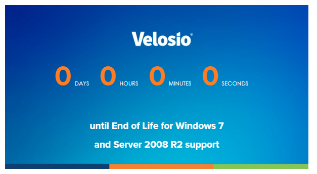 Windows 7 and Server 2008 R2 Support End of Life