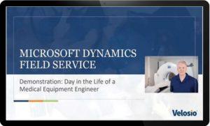 demo dynamics 365 field service software