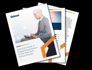 ebook digital transformation for high tech service providers
