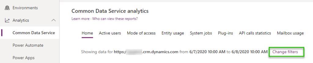common data services analytics