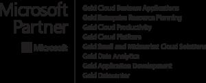 microsoft partner gold competencies black