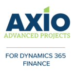 AXIO Advanced Projects solution for Dynamics 365 Finance Square Logo