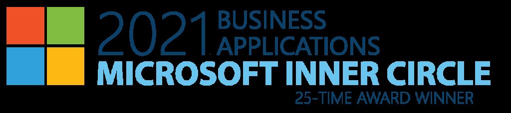 Microsoft Inner Circle Award Winners 2021-2022