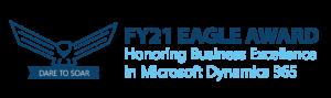 Microsoft Dynamics 365 Eagle Award